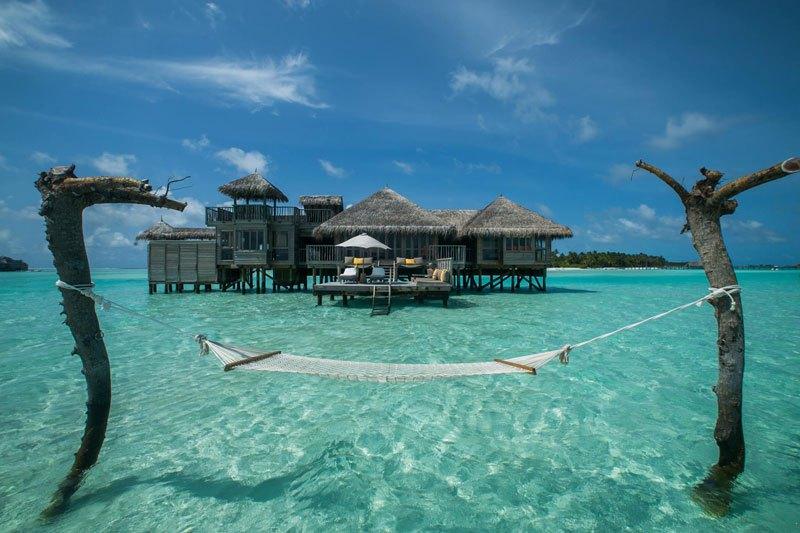 Гили Ланкафуши на Мальдивах - лучший отель 2015 года по версии TripAdvisor (5)