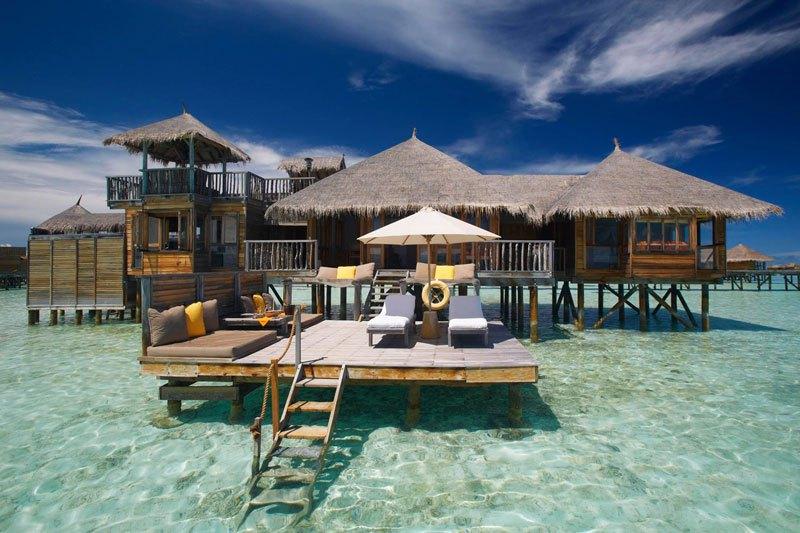 Гили Ланкафуши на Мальдивах - лучший отель 2015 года по версии TripAdvisor (3)
