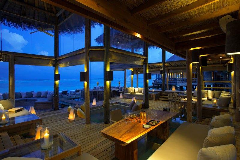 Гили Ланкафуши на Мальдивах - лучший отель 2015 года по версии TripAdvisor