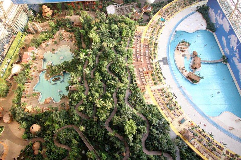 park razvlecheniy Tropicheskie ostrova 3