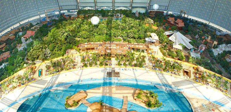 park razvlecheniy Tropicheskie ostrova 5