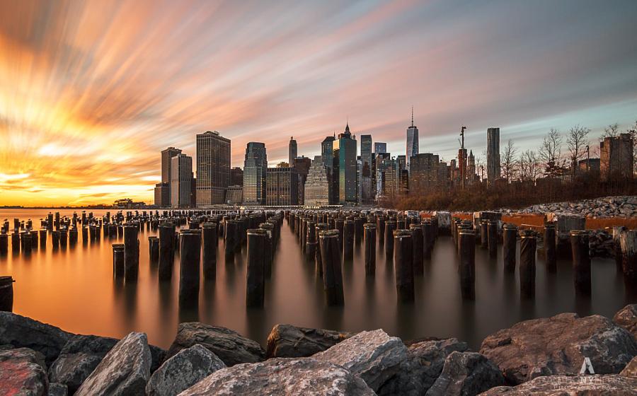 Нью-Йорк, США 125