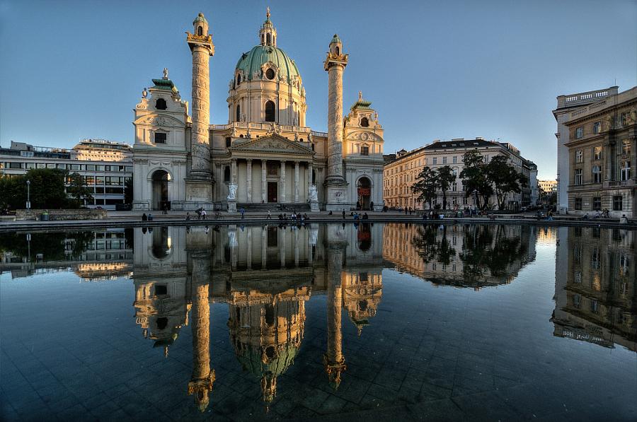 Вена, Австрия 27