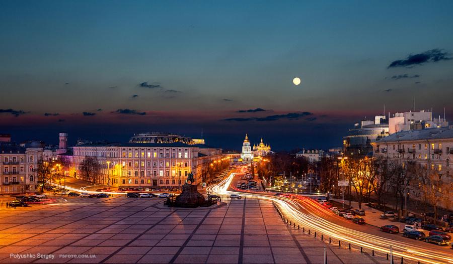 Киев, Украина 42