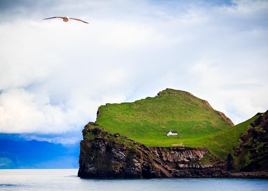 Архипелаг Вестманнаэйяр (Вестманнаэйар), Исландия 61