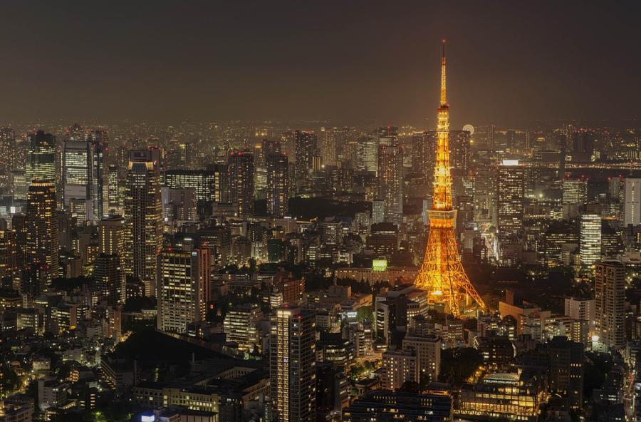 Токио, Япония 71