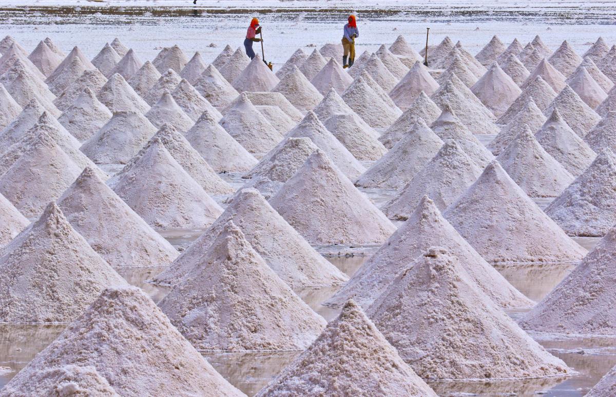 Peyzazhnye fotografii Gansu Kitay 13