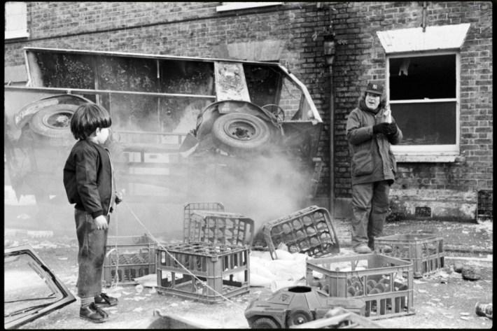 Fotografii s filma Pink Floyd The Wall 4