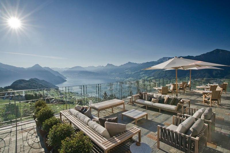 Otel v shveytsarskih Alpah 11