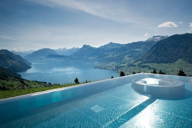 Otel v shveytsarskih Alpah 8