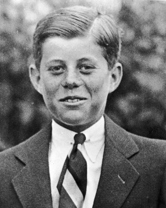 Портреты мировых лидеров в молодости 6
