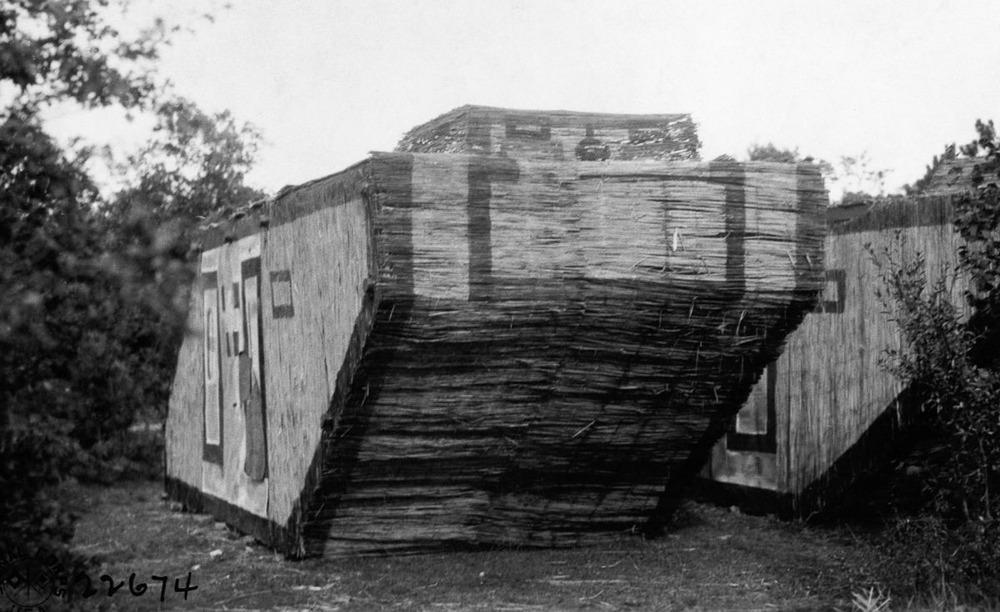 Резиновые танки: как хитрили на войне с не очень тяжёлой техникой. Фотографии 1918-1954 годов 2