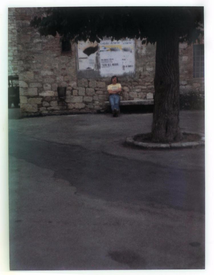 Андрей Тарковский фотографии полароид 33
