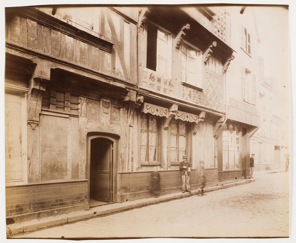 Ретро фотографии Парижа 4