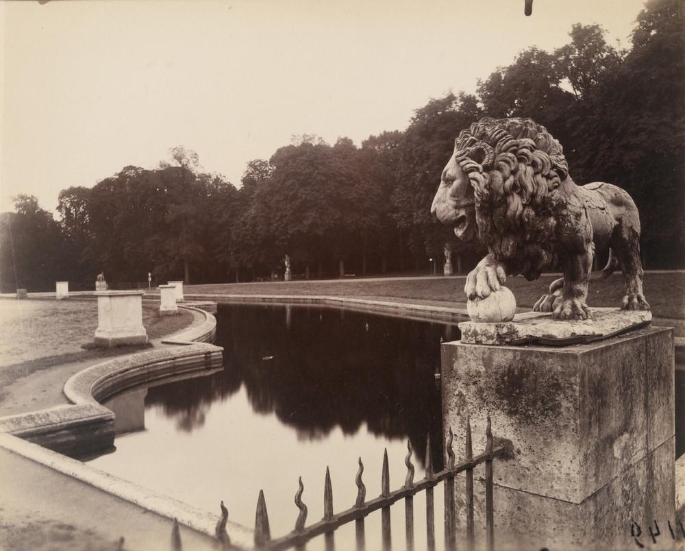 Старый Париж в фотографиях Эжена Атже 1