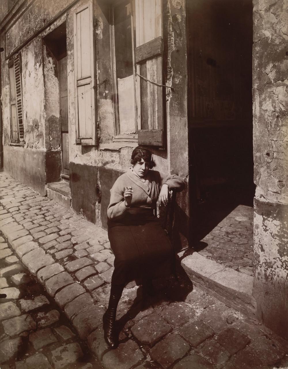 Старый Париж в фотографиях Эжена Атже 10
