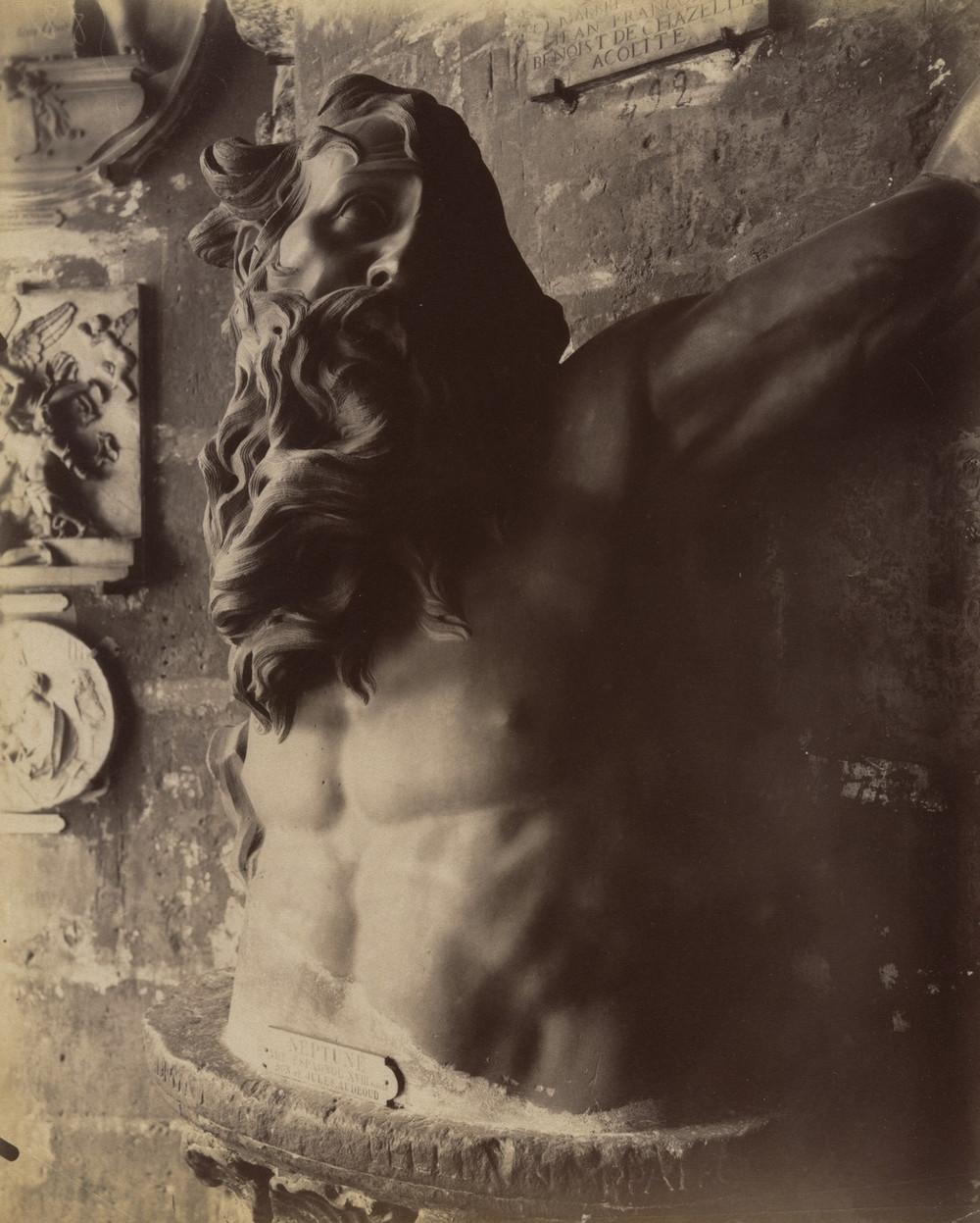 Старый Париж в фотографиях Эжена Атже 29