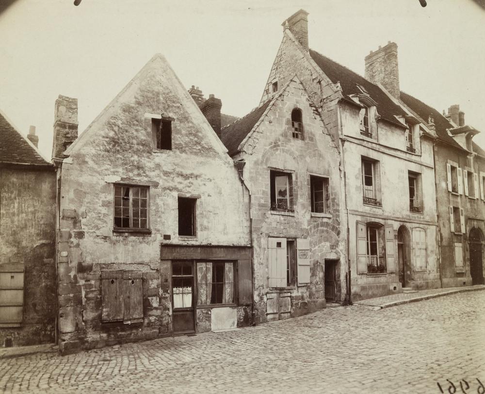 Старый Париж в фотографиях Эжена Атже 31