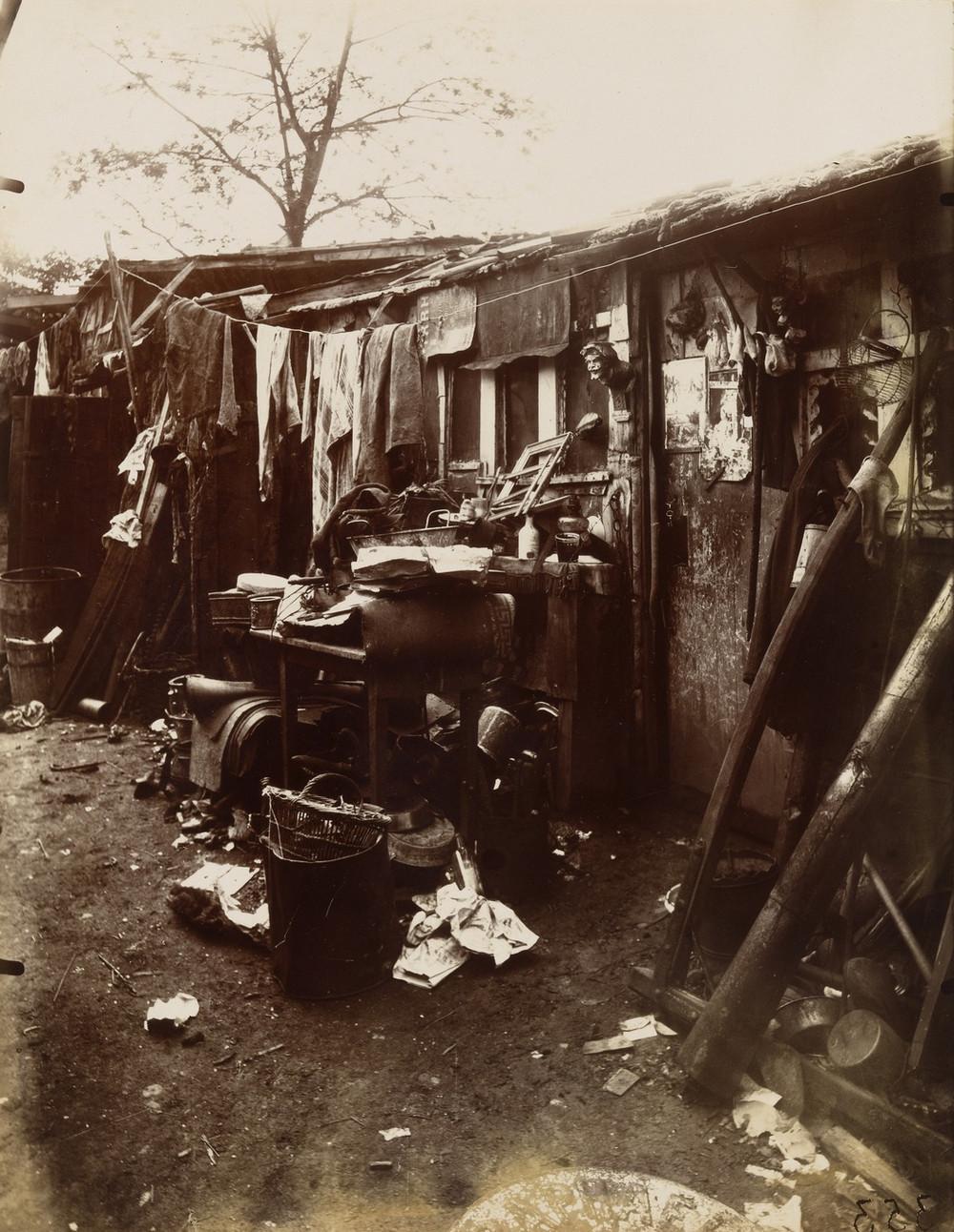 Старый Париж в фотографиях Эжена Атже 6