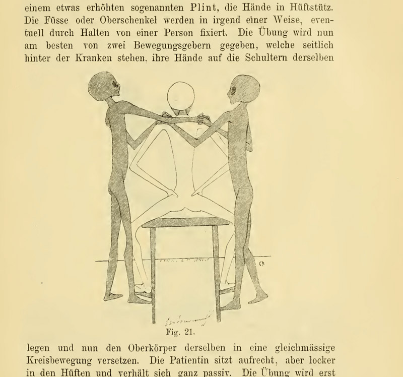 lechebnaya gimnastika v ginekologii po Ture Brandtu illyustratsii 28