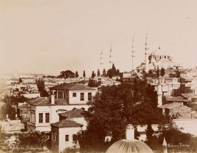 Des milliers de photos de l'époque de l'Empire ottoman librement disponibles 26