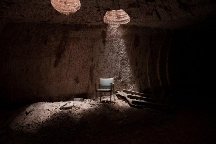 Как живёт подземный город Кубер-Педи в австралийской пустыне  7