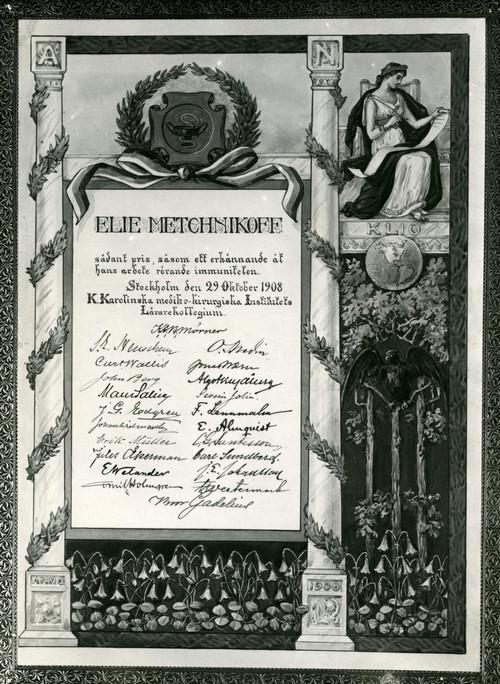 illustracii nobelevskih diplomov 1