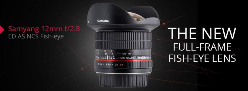 รีวิวเลนส์ Fisheye Samyang 12mm f2.8 เลนส์ฟิชอายฟูลเฟรม