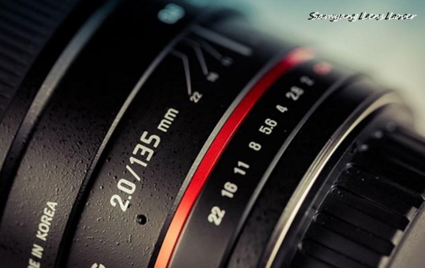 รีวิวเลนส์ Samyang 135mm F2 เลนส์เทเลพอร์ทเทรทมือหมุน