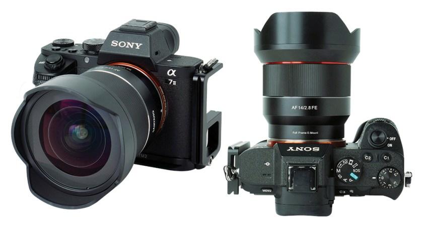 รีวิว เลนส์ออโตโฟกัส มุมกว้าง SAMYANG AF 14MM F2.8 - Sony FE