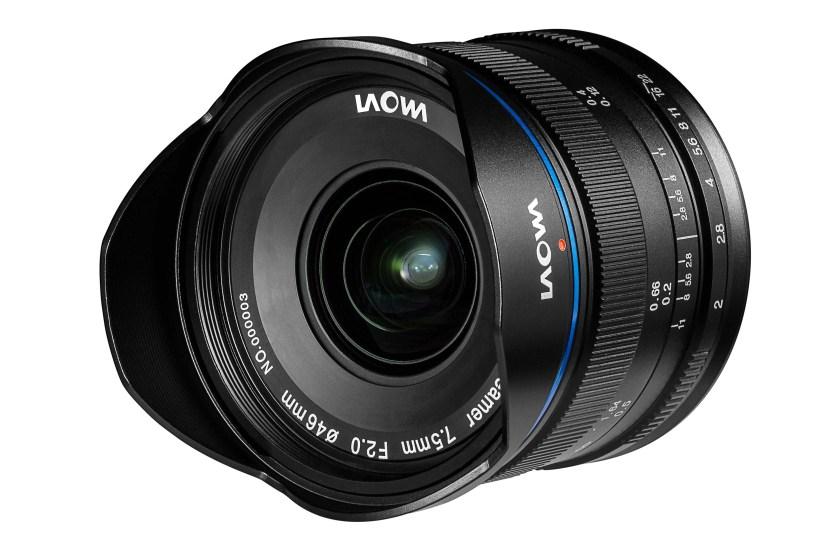 เลนส์ Laowa 7.5mm สำหรับกล้อง MFT (5)