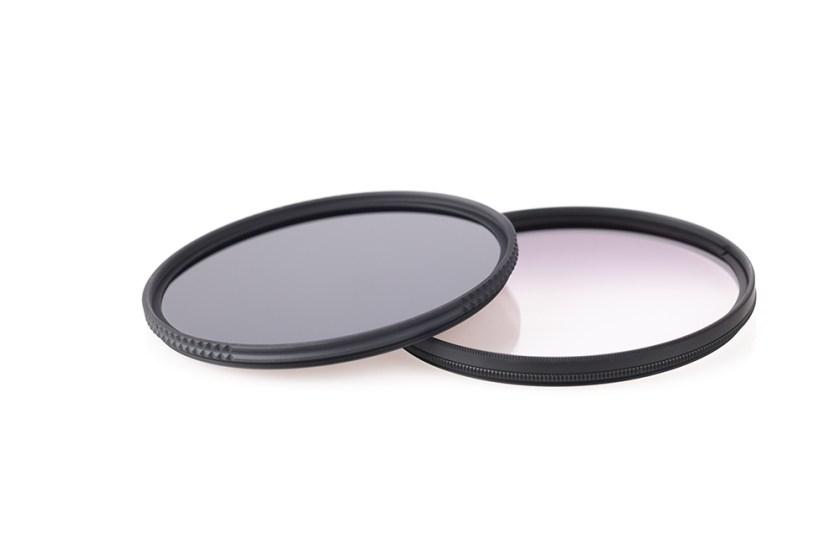 ฟิลเตอร์สำหรับกล้อง DSLR ที่ใช้ในการถ่ายภาพขั้นพื้นฐาน