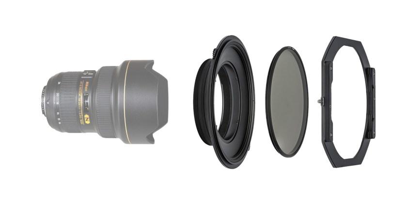 NISI S5 KIT 150mm Filter Holder + PRO C-PL