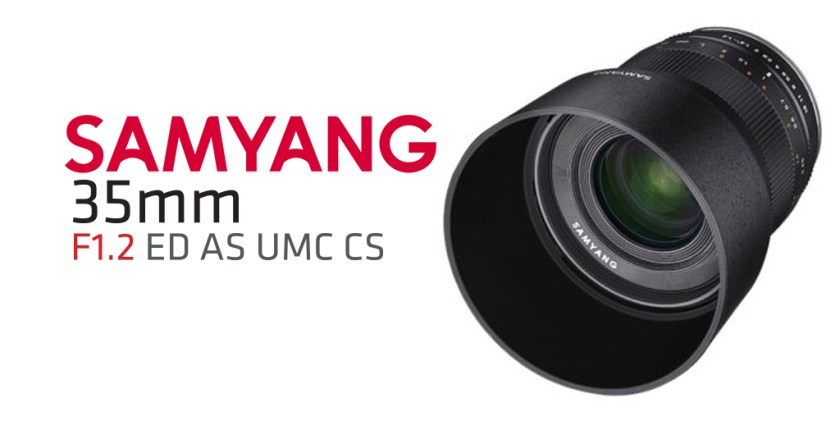 รีวิว Samyang 35mm F1.2 ED AS UMC CS