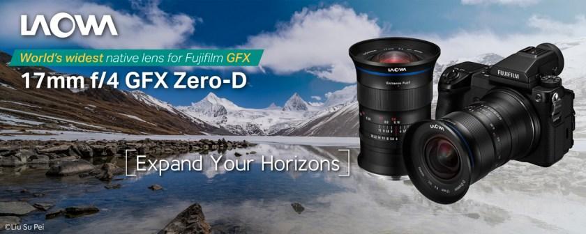 พรีวิว Laowa 17mm F4 Ultra Wide Zero-D เลนส์ Wide สำหรับกล้อง Mirrorless Medium Format Fuji GFX