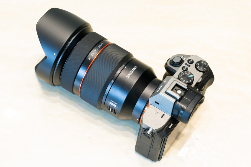 Samyang AF 24-70mm F2.8