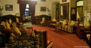Inside Aina Mahal
