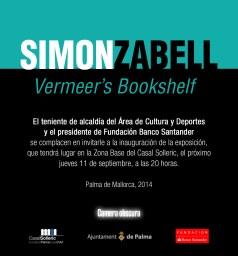 Invitación Simon Zabell - castellano