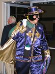 Mardi Gras in Mobile, Alabama - Conde Cavaliers 2006