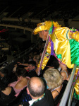 Mardi Gras in Mobile, Alabama - Conde Cavaliers 2006