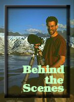Brent in Alaska - Behind the Scenes logo