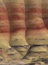 painted hills - vertical patterns 2 - lorelle vanfossen