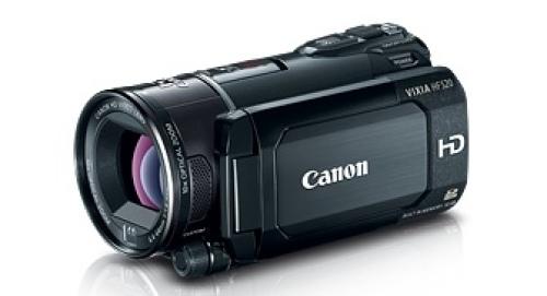 CANON-VIXIA-HF-S20