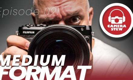 021 – Medium Format Cameras