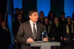 Govor predsednika države, Boruta Pahorja.