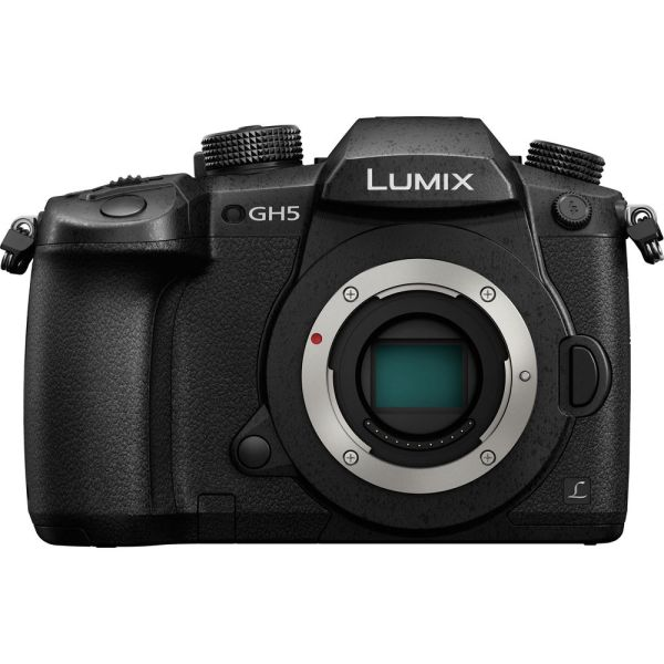 Lumix GH5 Mirrorless Camera Body Only UK USED