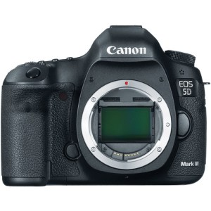 Canon EOS 5D Mark III DSLR Camera (Body Only)