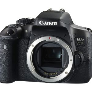 Canon EOS Rebel 750D/T6i DSLR Camera Body (UK USED)