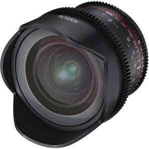 Rokinon 16mm T2.6 Full Frame Cine DS Lens