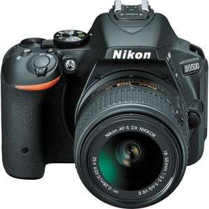 Nikon D5500 DSLR Camera with 18-55mm Lens UK USED